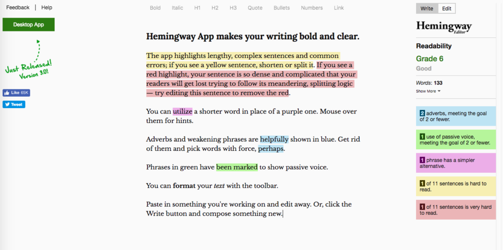 15 Perfect Blog Writing Tools for Success - BloggerTips