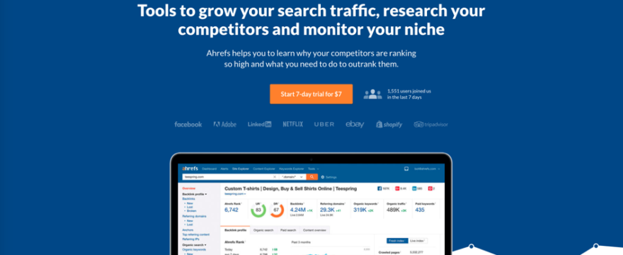The Complete Guide to Ahrefs: The Swiss Army Knife of Blogging